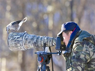 拜访野生动物的守护者